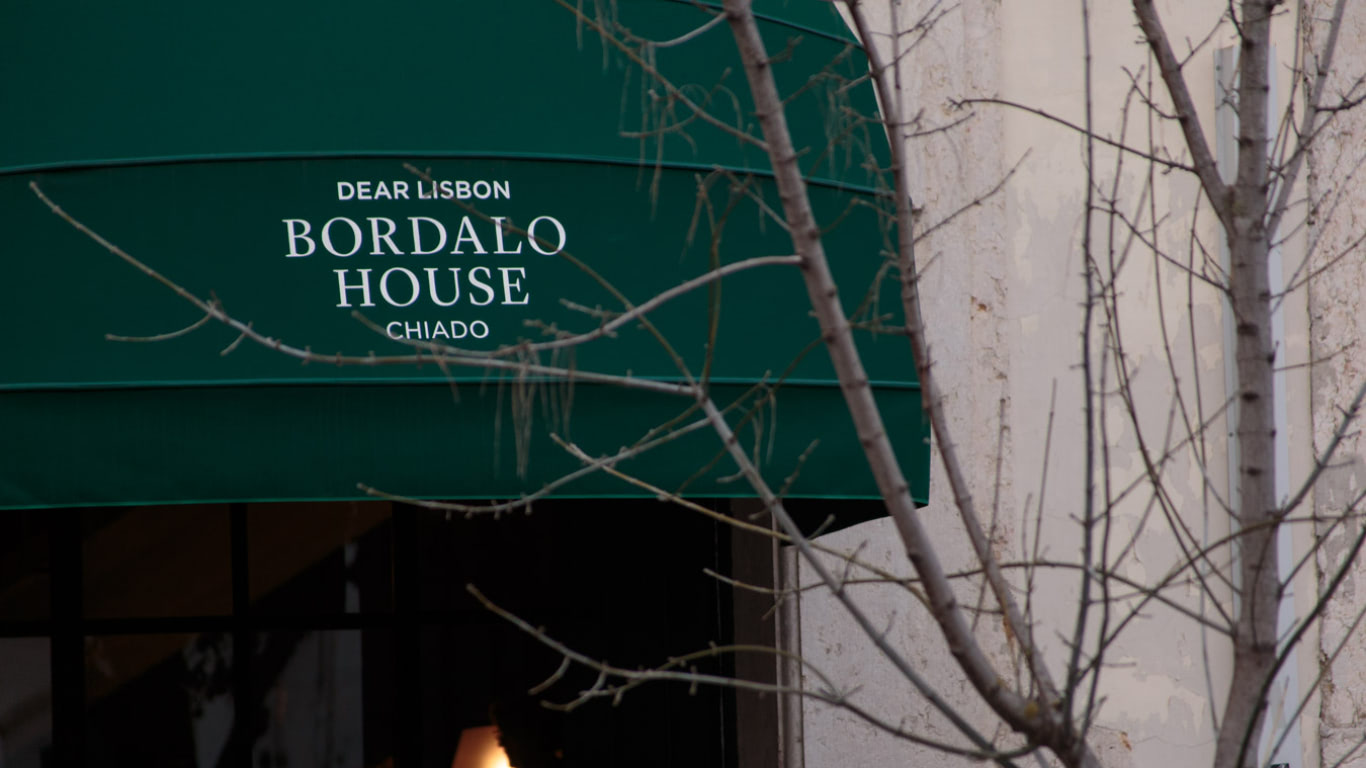 Dear Lisbon Bordalo House by Monono Studio