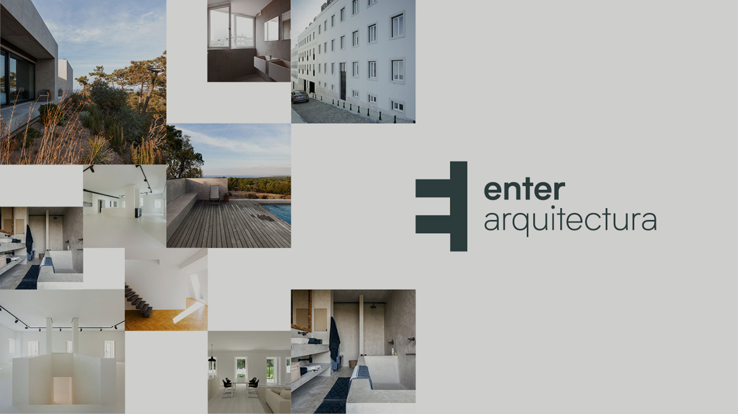 Enter Arquitectura by Miguel Guedes Ramos
