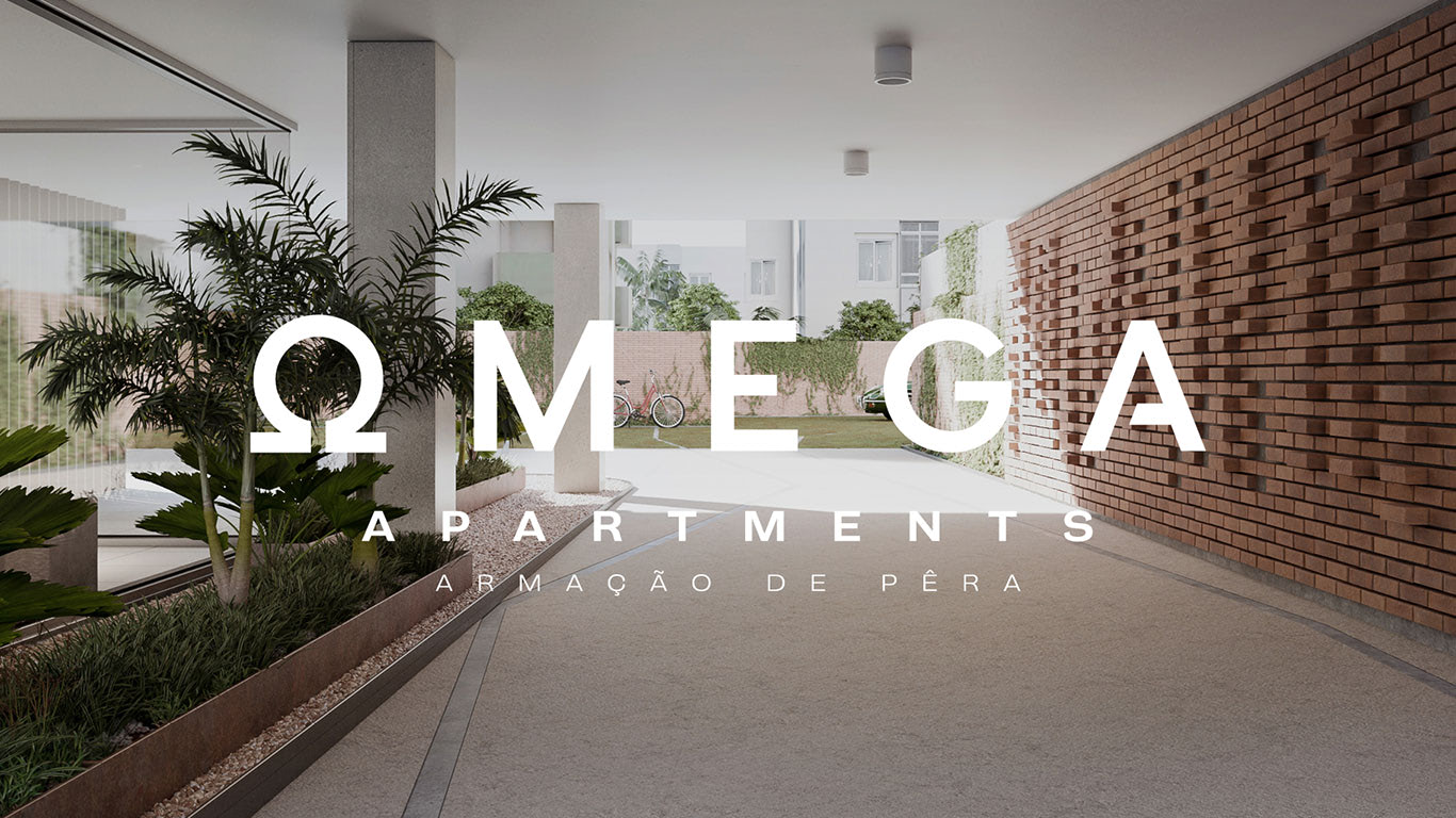 Omega Apartments by Monono studio